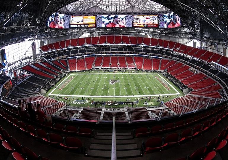 Atlanta stadium 1