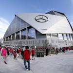 Atlanta stadium 500