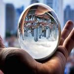 Crystal Ball - city