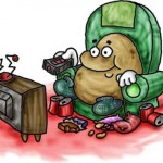 TV couch-potato