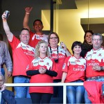 Rugby - 2016 Super Rugby - Quarter Final Playoff - Lions v Crusaders - Ellis Park